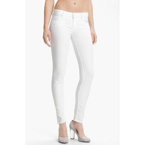 Mother Womens Looker Mirror Mirror Skinny Jeans